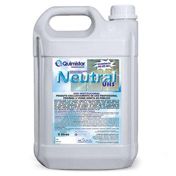 NEUTRAL UHS: a melhor solução para conservar a limpeza diária do seu supermercado