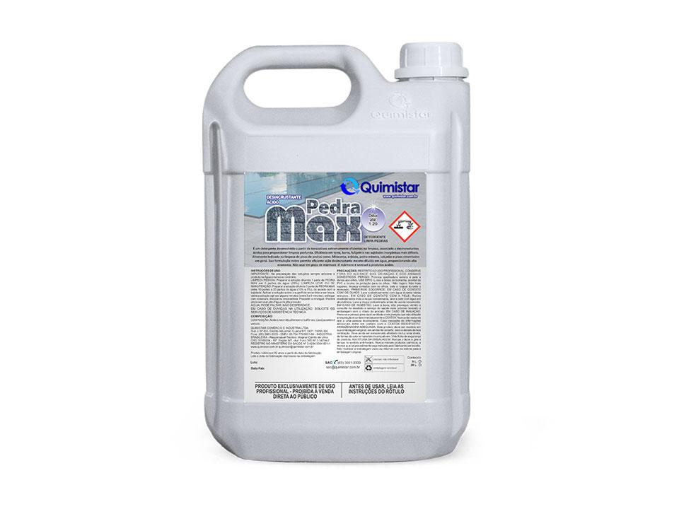 Detergente ácido para piso