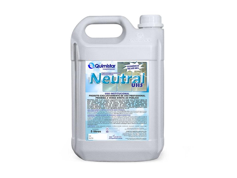 Detergente para lavadora de pisos